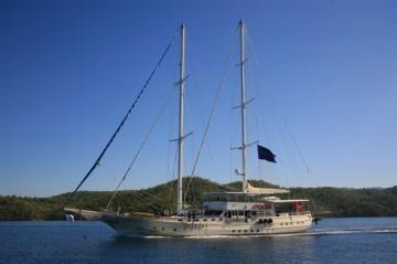 Yat Aegean Clipper-11 Kabin