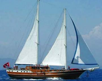 Yat Arielle Deniz-7 Kabin