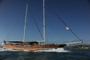 Gulet Yat Deniz Felix Balina