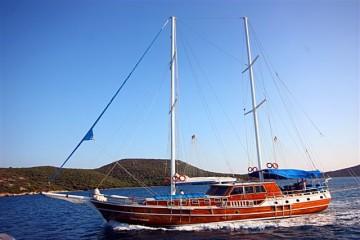 Gulet Yat Blue Cruise