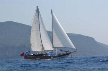 Yat Northwind-7 Kabin