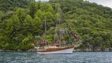 Yat Laila Deniz-4 Kabin