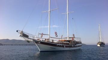 Gulet Yat Swordfish 1