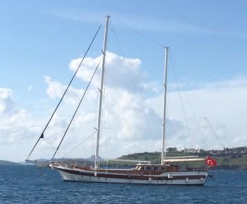 Gulet Yat Ako (Ex. Swordfish 2)