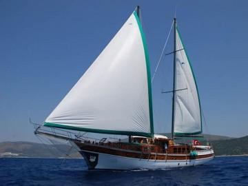 Yat Swordfish 3-8 Kabin