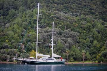 Yat Sailing Nour-4 Kabin
